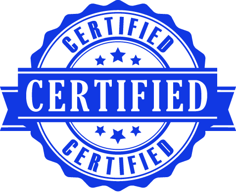 Septic System Certification Seal
